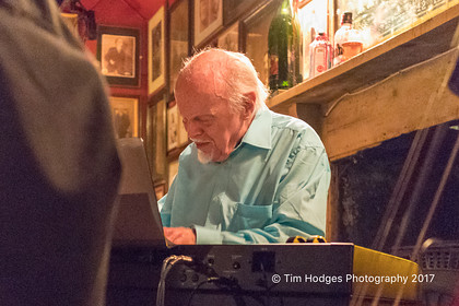 John Critichison Benefit Night at the 606 Club 13 December 2017 