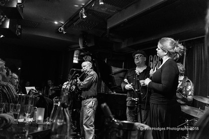 Jazz at the 606 -Polly Gibbons, Ian Shaw & Liane Carroll 