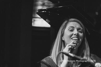 Niamh McNally at the 606 Club 30 July 2018 