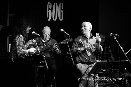 Steve Rubie's Gala Night at the 606 Club 